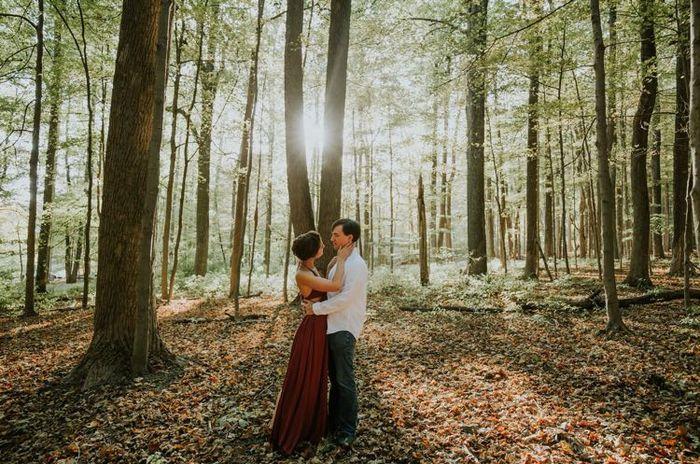 Dresses for engagement photoshoot - 2