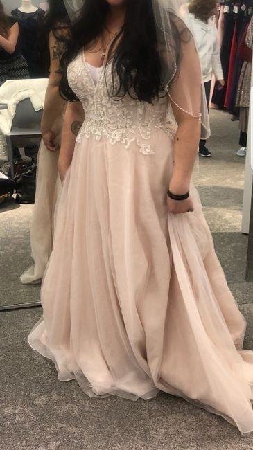 Let me see your dresses! 1