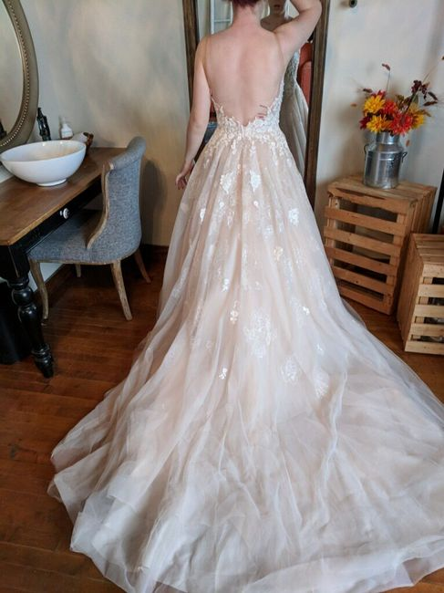 Did you say yes to the dress? 10