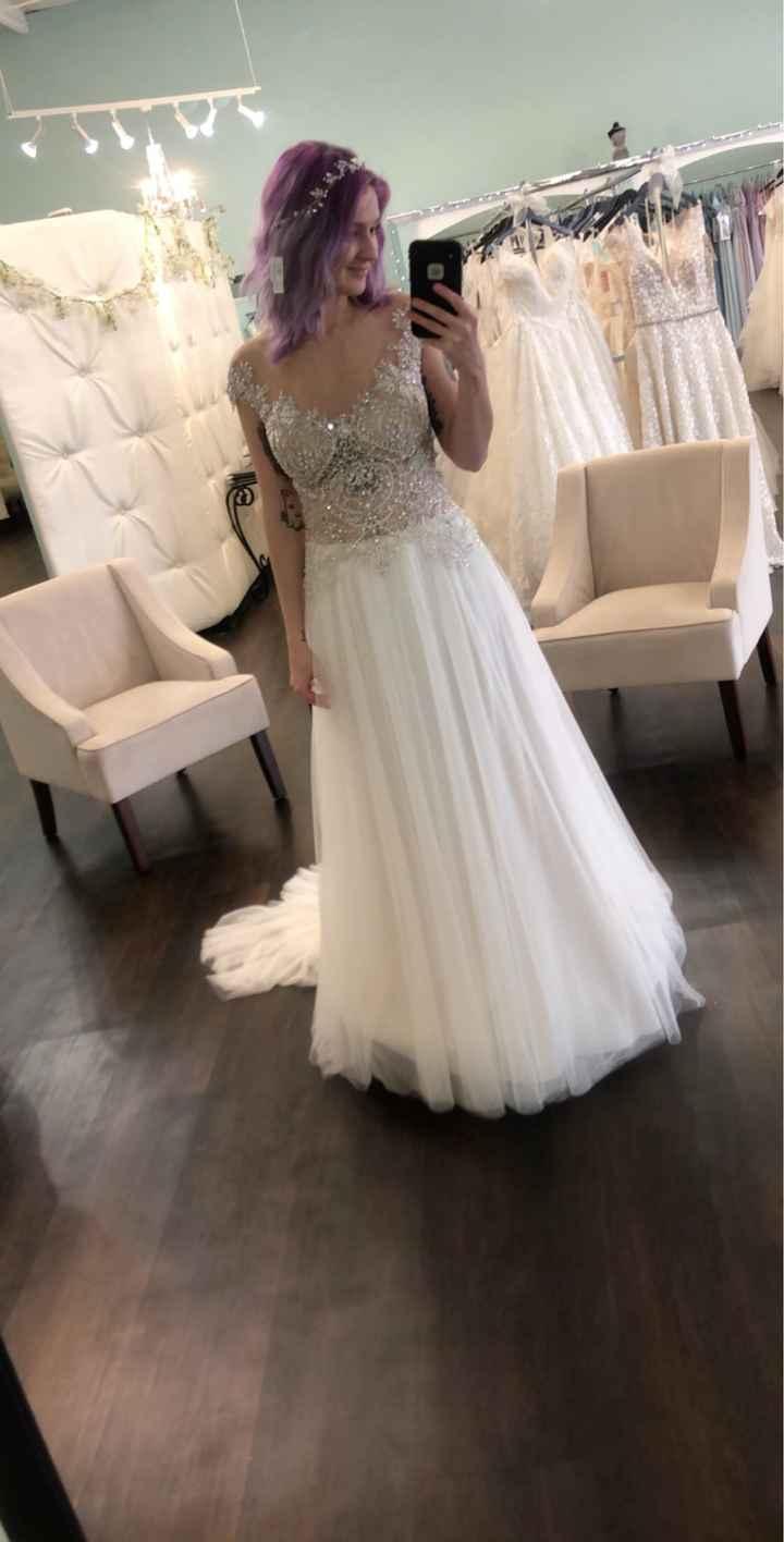 Found my dress! - 1