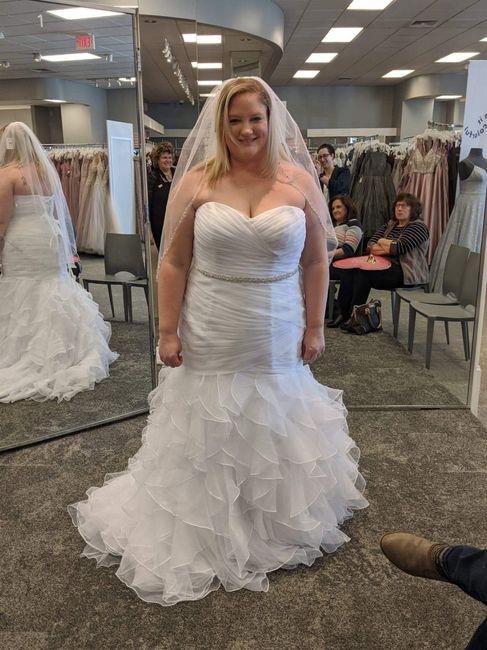 Found my dress! 3