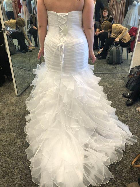 Found my dress! 4
