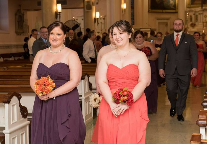 What do do when your bridesmaid dresses are awful 3