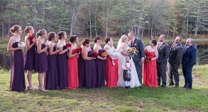 What do do when your bridesmaid dresses are awful 4