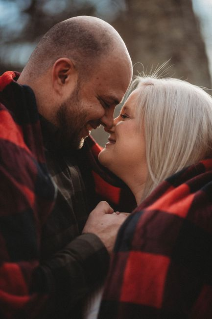 Anyone have engagement photos that are neither cutesy nor glam? 10