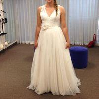 Wedding dress help