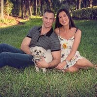 Engagement shoot and your pets - 1