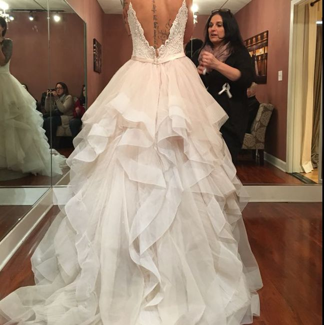 Bustle For Layered Tulle?? How?