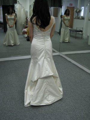 Bustle Wedding Dress