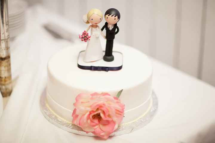 Lets see your wedding cake!(or cupcakes) How much did you pay?