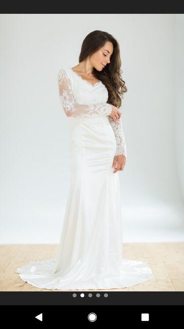 Wedding Dress Disaster 1