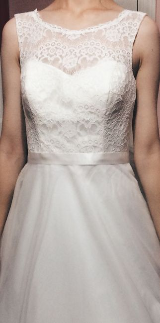 Have you bought your dress? - 2