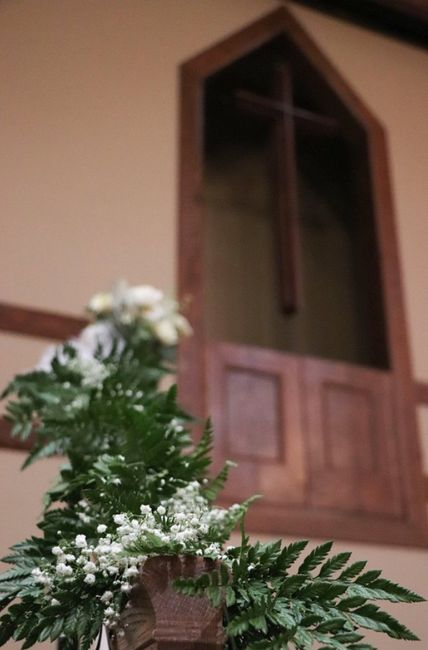 Altar Table Decorations - 2