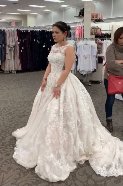 Thoughts and Opinions on David's Bridal vs Boutiques 2