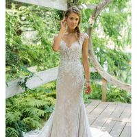 I'm waiting on my dress to come in. I'm dying - 1