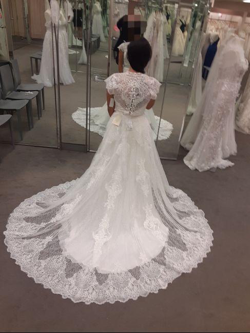 Wedding Dress Jitters - 2