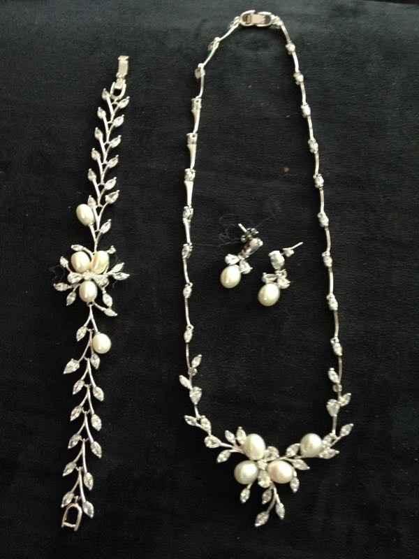 Bridal Jewelry!
