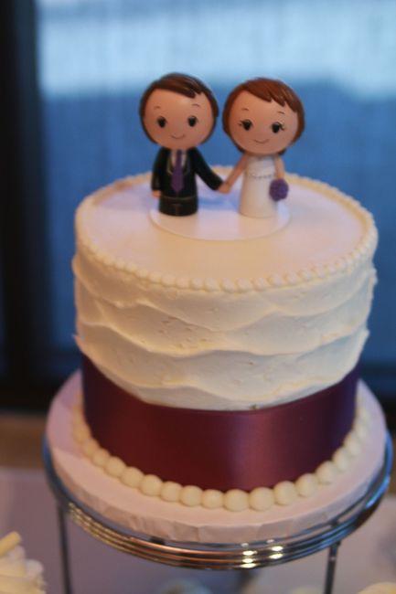 Wedding Cake Frenzy, No Fondant
