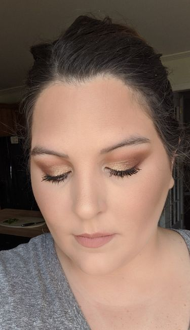 Makeup trials. Can't decide which one. Help! 3