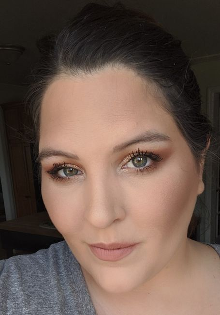 Makeup trials. Can't decide which one. Help! 4