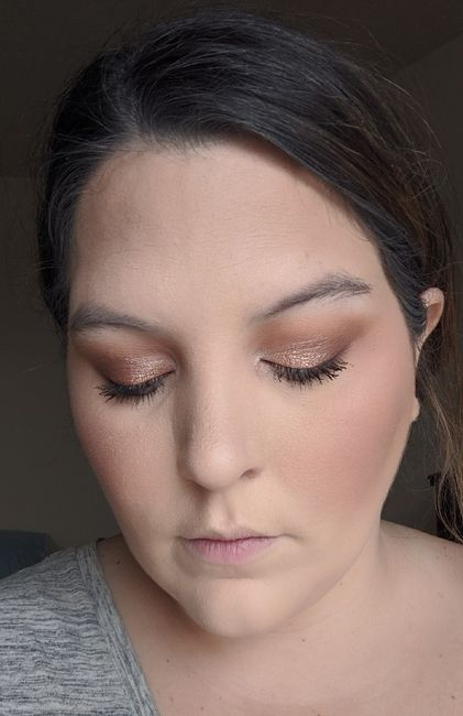 Makeup trials. Can't decide which one. Help! 5