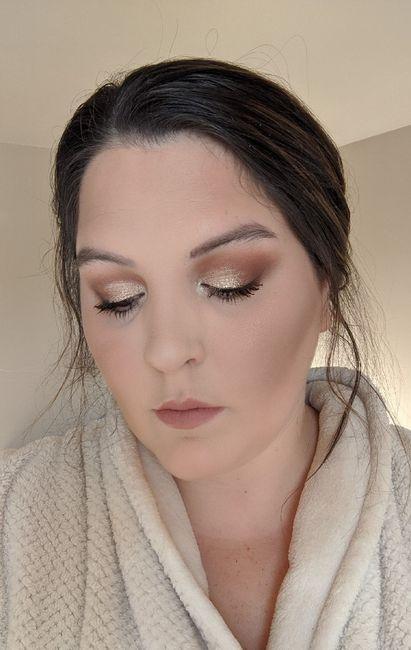 Final makeup decision! 1