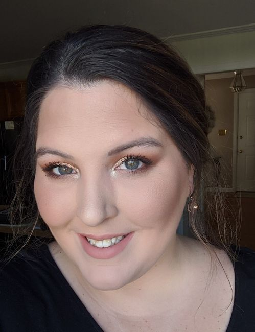 Final makeup decision! 2