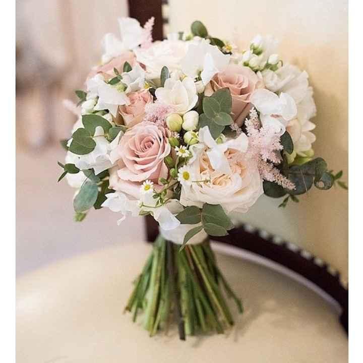 SHOW ME YOUR WEDDING BOUQUET :)