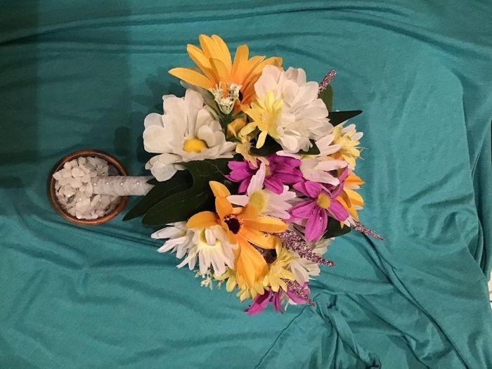 Wedding Bouquets, Centerpieces, etc! 5