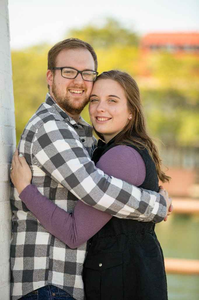 Engagement Pictures finally - 1