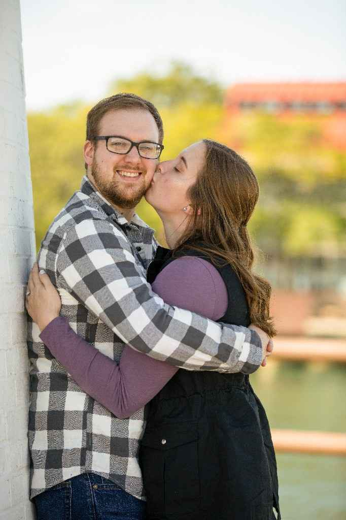 Engagement Pictures finally - 2