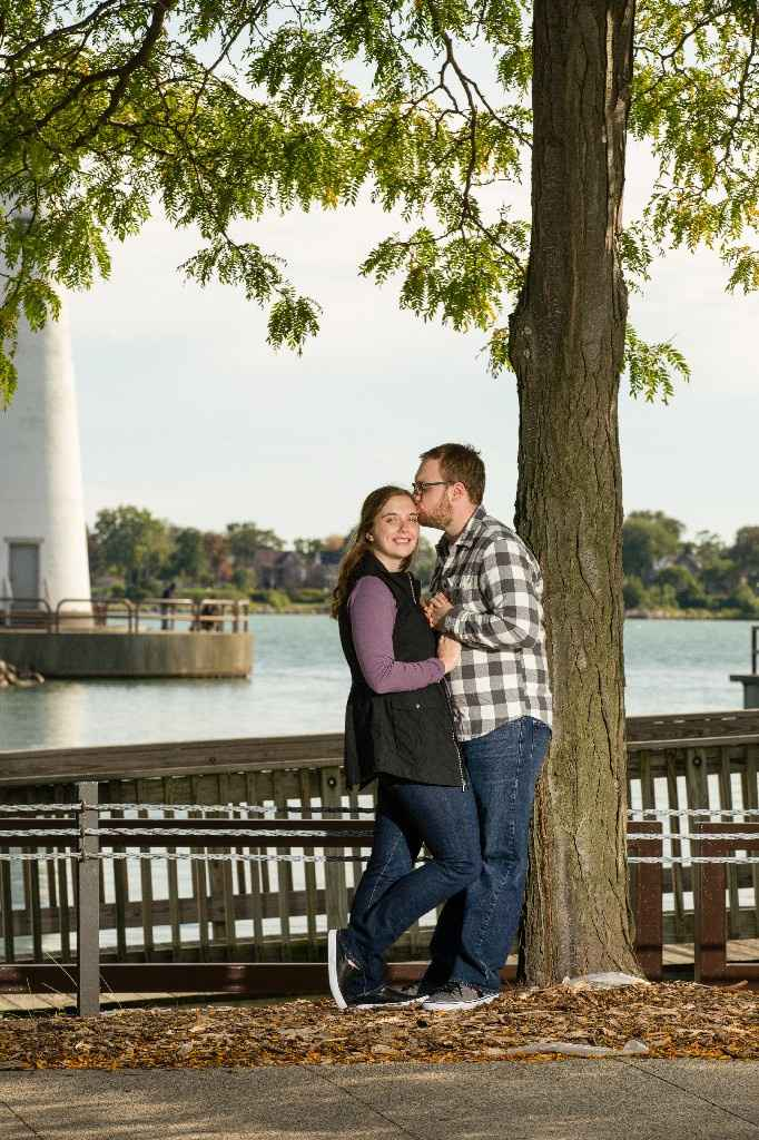 Engagement Pictures finally - 4