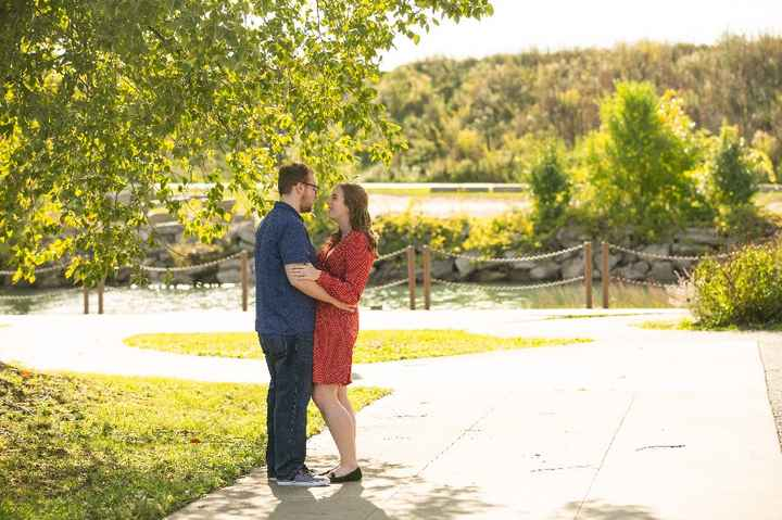 Engagement Pictures finally - 12