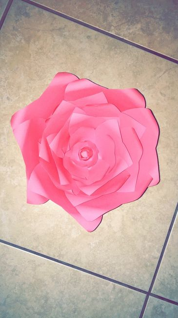 Paper Flower Wall Diy Or Hire Vendor Weddings Do It Yourself