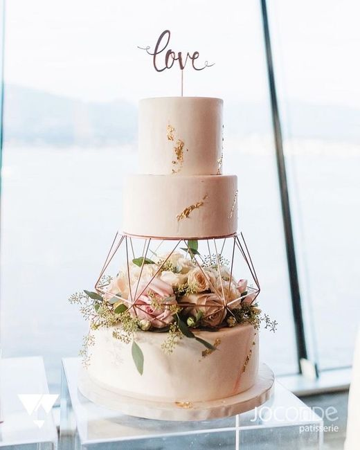 Faux cakes - 2