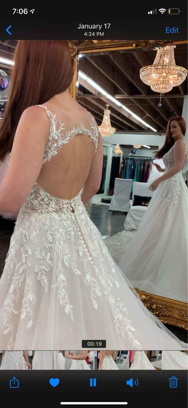 Dress shopping—show me your dress!! - 3