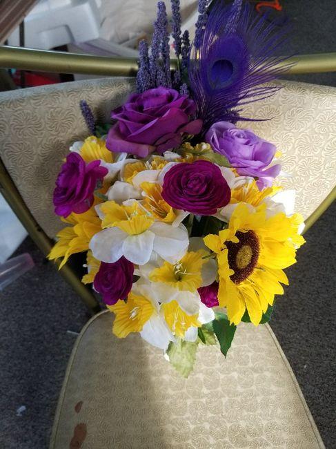 Bouquets? Let's see 'em! 8
