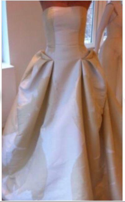 Urgent. Need wedding dress in 6 weeks 2