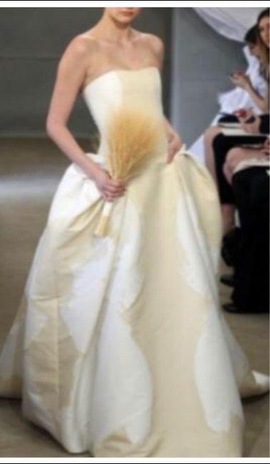 Urgent. Need wedding dress in 6 weeks 3