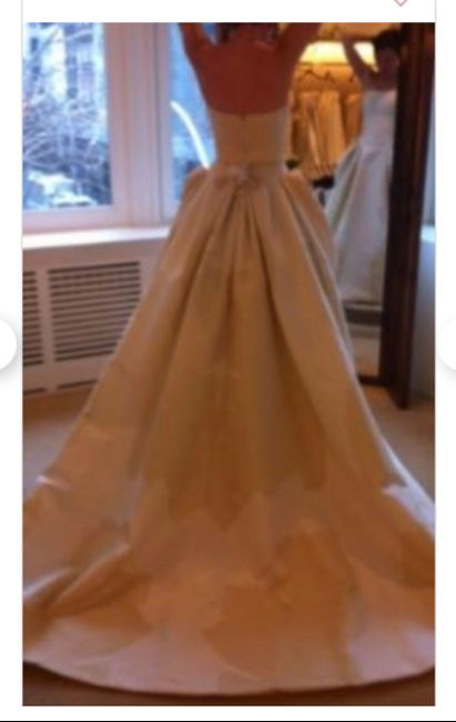 Urgent. Need wedding dress in 6 weeks 4
