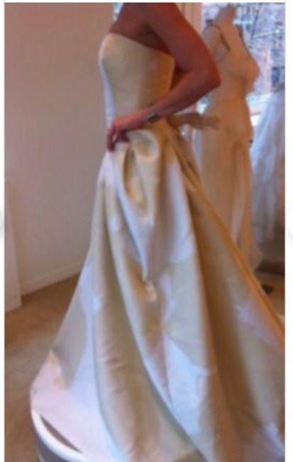 Urgent. Need wedding dress in 6 weeks 5