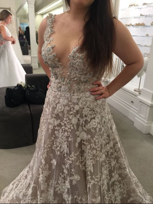 Let's see all the dresses you tried - good and bad 25