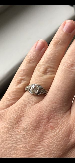 Oval engagement rings 6