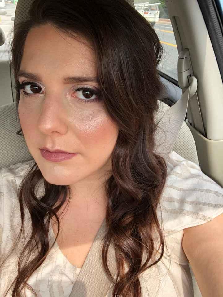 Show me your wedding makeup! - 2