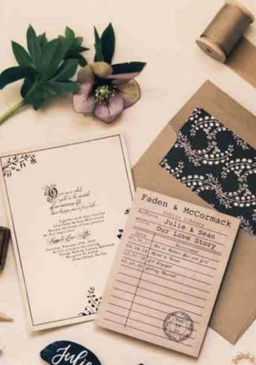 Best Printed Invitations? 1