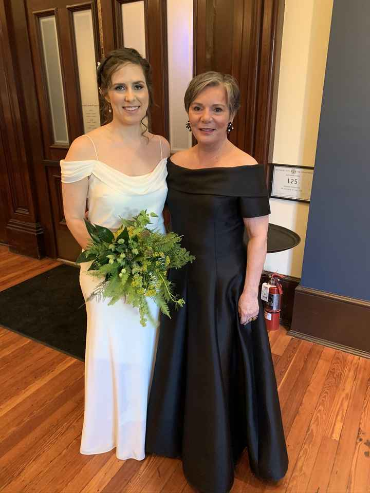 Mother of the Bride Dress, Sexy & Sleek? 4