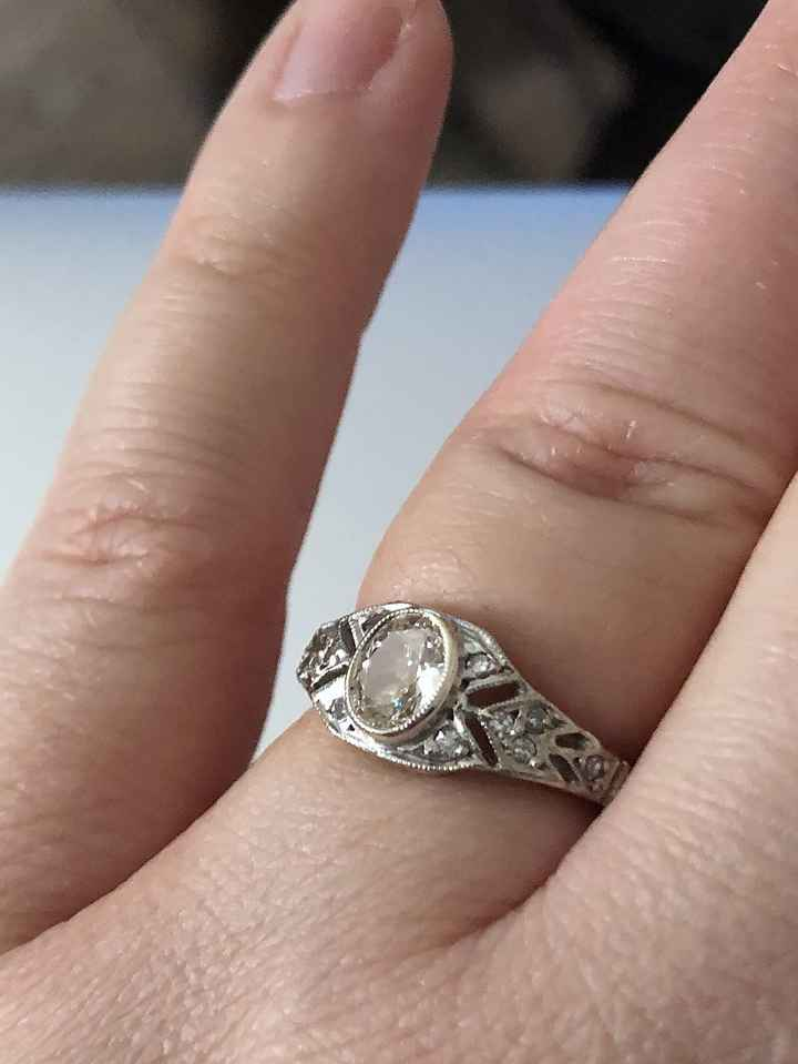 j engagement ring thoughts - 2