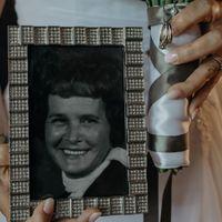 In memory of my mom