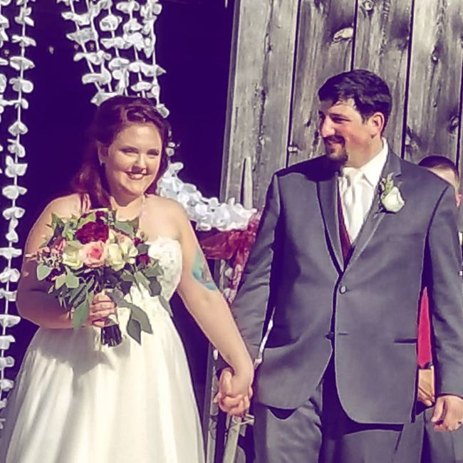 Share your recessional photo! 😊 10