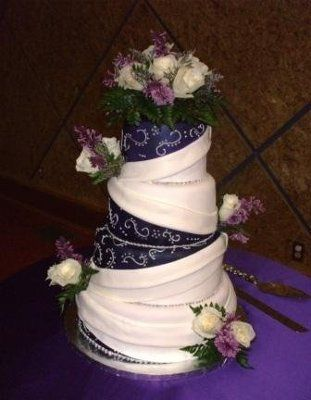 Is A Purple Cake Too Much Weddings Planning Wedding Forums